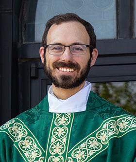 Father Jon Thorsen Administrator of Good Shepherd Parish Chilton Wisconsin