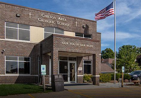 Chilton Area Catholic School 3K through 8th Grade Good Shepherd Parish