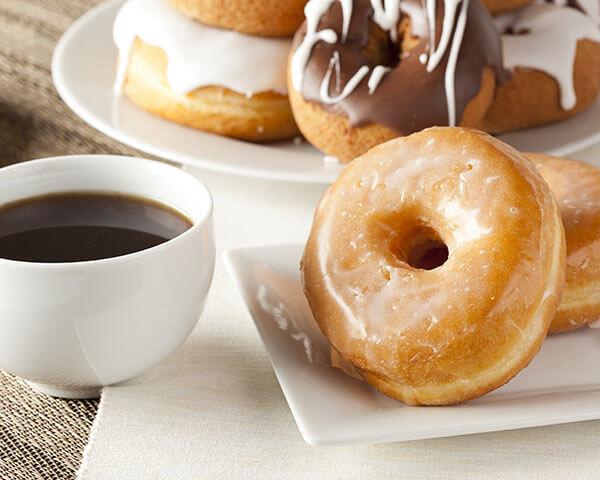 Donut Sunday second weekend of each month Good Shepherd Parish Catholic Church Chilton Wisconsin
