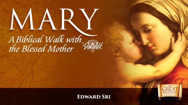 Women's Bible Study A Biblical Walk With Mary Thursdays at Good Shepherd Catholic Church Chilton